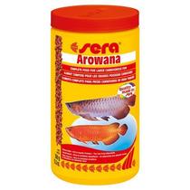 Ração Sera Arowana Alimento Para Peixes Carnivoros 360g -1 L