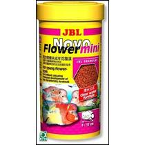 Ração Para Peixe Jbl Novo Flower Mini 110g - Aquaset