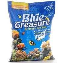 Sal Marinho Para Aquario Blue Treasure Reef 3,35kg-pet Hobby