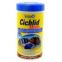 Ração Tetra Cichlid Jumbo Sticks 500ml 160g - Peixe Aquário