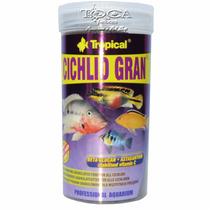 Alimento P/ Ciclidios Tropical Cichlid Gran 250ml 138gr