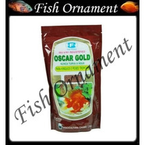 Ração Oscar Gold Para Kinguios E Carpas 200g Fish Ornament