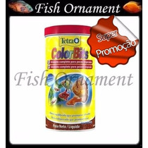 Ração Tetra Colors Bits Granules 30g Fish Ornament