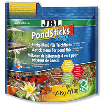 Ração Carpas Jbl Pond Sticks 4x1 1600g Pet Hobby