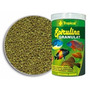 Ração P/ Peixes Tropical Spirulina Granulat Pote Com 380g