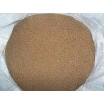 Ração Peixes E Alevinos - 25kg. Gramatura 2mm 55% Proteina
