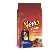 Ração Nero Adultos - Sabor Carne - 15 Kg - Pet Hobby