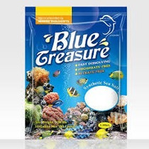 Sal Blue Treasure Reef 6,7 Kg -aquario Marinnho,reef,corais