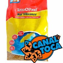 Ração Tetra Koi Vibrance 40l 6kg P/ Carpas Frete Gratis