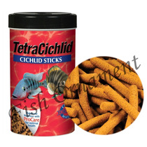 Ração Tetra Cichlid Sticks 75 G Fish Ornament