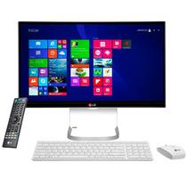 Computador All In One Lg I5-5200u, 23,8 Ips, 4gb, 500gb Hd