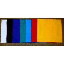 Capa Para Almofadas - Kit Com 7 Capas Envelope - 30x30cm