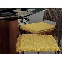 Assento Para Cadeira Porto 37x37cm Bordart 36863167