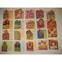 Cartão De Aniversário, Amor, Amizade - Kit Com 50 Peças