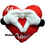 Coração Com Braços - Te Amo - P