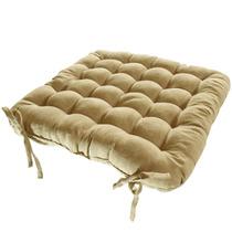Almofada Assento Para Cadeira Futton Kalamar Kaki Niazitex
