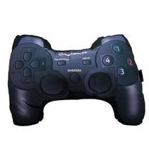 Almofada Divertida Controle Game Playstation