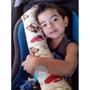Travesseiro - Almofada Cinto De Segurança Infantil 67cm