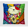Kit Com 6 Almofadas Decorativas Romero Britto