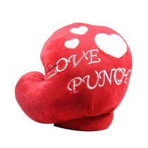 Almofada Decorativa Luva De Boxe - Soco De Amor Garnde 32