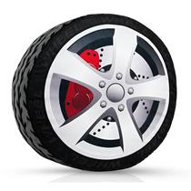 Almofada Roads ´roda´ C/ Enchimento-enchimento Siliconizada