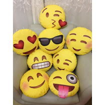 5 Almofadas Personalizada Emoji Whatsapp