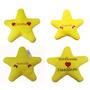 Estrela De Pelúcia Com Seu Nome Bordado