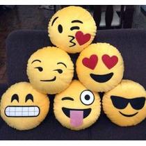 Almofadas Emoji Emoction Whatsapp Zapzap Pelucia