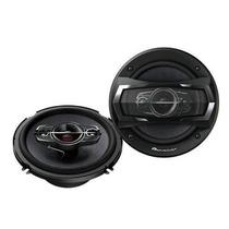 Auto Falante Pioneer Ts-a1685s 350w 6,5p 4 Vias-p/portas.