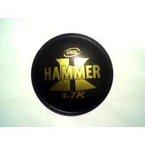 Protetor Eros Hammer 4.7k Pintado Não É Adesivo