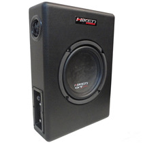 Caixa Som Automotiva Slim Amplificada Subwoofer 8 Pol Pickup