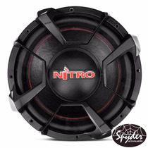 Alto Falante Subwoofer 12 Spyder Nitro G4 700 W Bd 4+4 Ohms