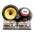 Kit Falante 2 Vias Nar Audio 650-cs-3 6 Pol 120w Qualidade
