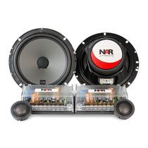 Kit 2 Vias Nar Audio 650-cs-2 6 110w Rms (par)retire Sp