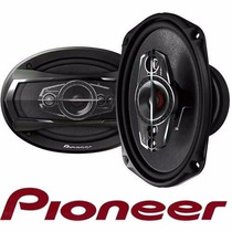 Auto Falante Pioneer 6x9 Ts-a 6995 S 600w Original Lacrado