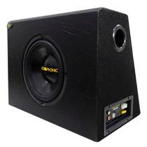 Caixa Amplificada Ativa C/subwoofer 8 235w Rms Audiophonic