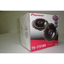 Par De Auto Falante 6 Pioneer Triaxial Ts-1730br 200w 3 Vias