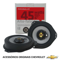 Kit De Alto-falantes 6 45w Rms Genuino Gm Agile E Corsa