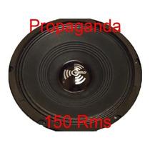 Falante Woofer 12 Magnum-propaganda -150wrms - Médios 8 Ohms