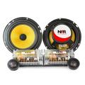 Kit 2 Vias 6.5 Serie 3 Em Kevlar 60w + Tw + Cros Nar Audio!