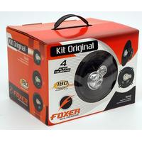 Kit De Alto Falante Ford Ka Triaxial 50w Rms Todos Original