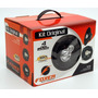 Kit De Alto Falante Ford Fiesta Triaxial 50w Rms 2006 Origin