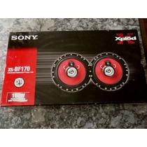 Kit 2 Alto Falante Xs-bf170 Sony - 6 Pol - Novo !!!