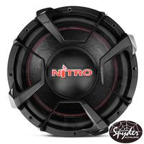 Alto Falante Subwoofer 12 Spyder Nitro G4 700 W Bs 4 Ohms