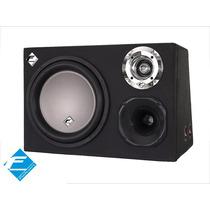 Caixa Trio Falcon Sub 12 + Drive + Tweeter Cx12tn 350w Rms