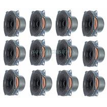 12 Alto Falante 2,5 Polegadas Para Mini Line Array