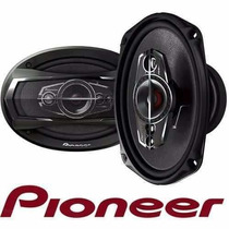 Par Alto Falante Pioneer Ts-a6995s 6x9 Pentaxial 600w