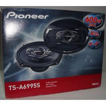 Auto Falante Pioneer Ts-a6995s 6x9 5 Vias 600w