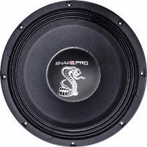 Woofer Pancadão Snake Cobra 12.8k 12 4000w Som Medio Grave