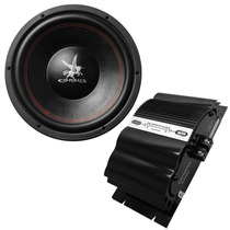 Kit Corzus C/ 1 Subwoofer 12